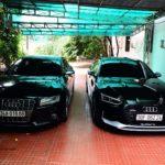 Xe sang Audi A7 và A5 độ kiểu RS độc tại Hải Dương