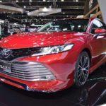Toyota Camry 2018 lộ diện toàn bộ giá chỉ 540 triệu đồng