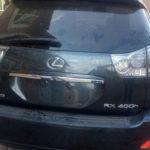 Xế sang của Toyota là Lexus RX400h đấu giá khởi điểm từ 120 triệu đồng