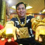 Đại gia Tùng Vâu đeo vàng nhiều hơn đại gia Trần Ngọc Phúc ?
