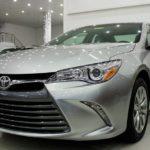 Toyota Camry 2017 chạy lướt 2 vạn Km giá bán lại 320 triệu đồng