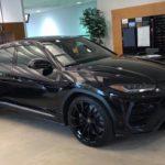 Thêm 1 siêu xe Lamborghini URUS màu đen giá 22 tỷ đồng sắp về Việt Nam