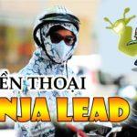 Nữ Ninja Lead không đội mũ ngã ra đường khi tránh cụ bà