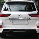 Tay chơi Tuyên Quang mua xe sang Lexus LX570 Supersport gần 10 tỷ ?