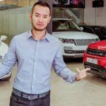 """Video """"đại gia"""" Hùng Lâm Xehay đi mua siêu xe, xe siêu sang"""
