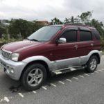 SUV hot một thời Daihatsu Terios giá chỉ còn 180 triệu đồng