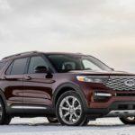 Ford Explorer 2020 thoát xác hoàn toàn Range rover