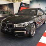Xe sang BMW M760Li về Việt Nam giá 13 tỷ đồng