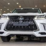 Đại gia Bình Dương chơi Lexus LX570 super sport giá 10 tỷ