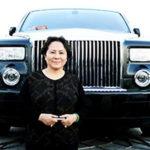 Dương Bạch Diệp nữ đại gia mới bị bắt sở hữu Rolls royce Phantom đầu tiên