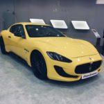 Siêu xe Maserati khủng giá 12 tỷ tại Việt Nam