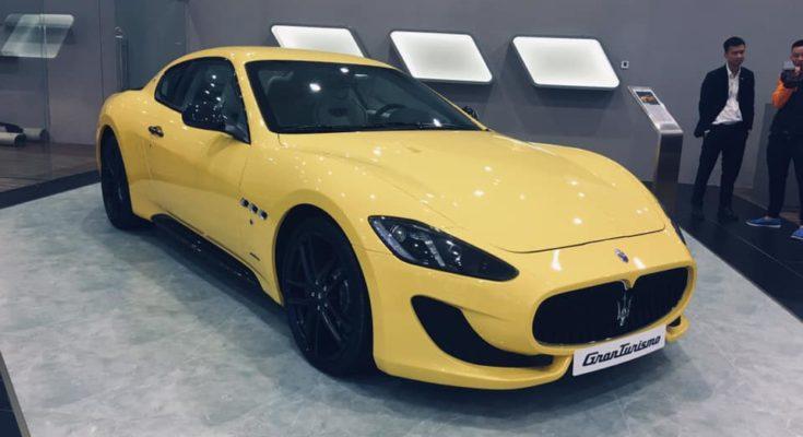 Siêu xe Maserati khủng