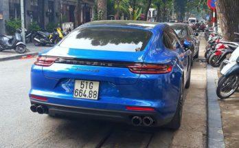 xe sang siêu xe trên phố Việt năm 2019