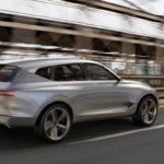 Xe sang Genesis SUV sẽ ra mắt cuối năm nay
