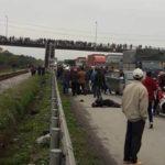 9 người chết trong tai nạn giao thông tại Hải Dương