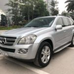 Mercedes GL500 2009 Điện Biên chạy 18 vạn Km bán 1,1 tỷ đồng