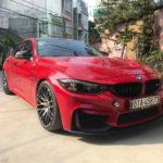 BMW 428 độ đẹp kiểu M4 bán lại giá 1,4 tỷ đồng