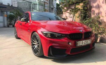 BMW 428 độ đẹp