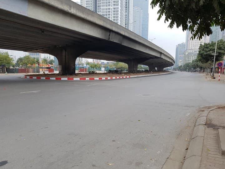 Đường phố Hà Nội đầu năm