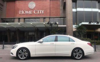 Đại gia Thái Nguyên bán Mercedes S500 giá rẻ