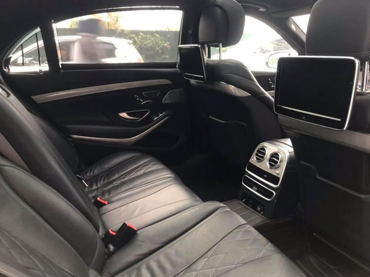 Mercedes đẹp dành cho đại gia thái nguyên