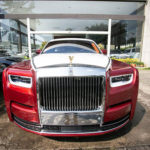 Đại gia Campuchia mua Rolls royce Phantom đỏ cực đẹp