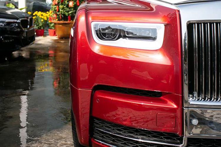 Đại gia Campuchia mua Rolls royce Phantom 1