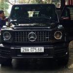 Đại gia Hòa Bình mua Mercedes AMG G63 giá hơn 10 tỷ đồng