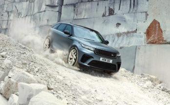 Xe sang mạnh nhất Range Rover Velar SVAutobiography