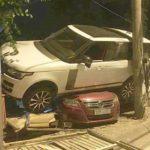 Vận đen Range rover: Nhiều xe tai nạn ở Việt Nam ?