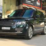 Xe sang độ Range Rover HSE 2013 lên bản cao nhất giá 4,5 tỷ