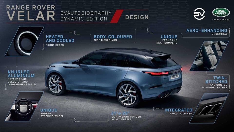 range rover velar SVautobiography đại gia mới