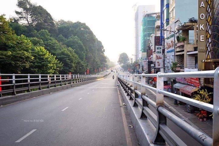 Đường Sài Gòn đẹp