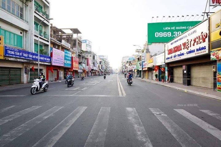 Ảnh tết Sài Gòn
