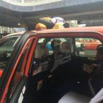 Có nên quy định lắp thêm vách ngăn bảo vệ tài xế xe taxi