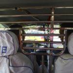 Xe Taxi Việt Nam nên lắp thêm ngăn bảo vệ tài xế