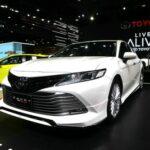 Toyota Camry 2019 quay về thiết kế của bản 2010 ?