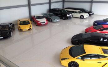 Đại gia siêu giàu chơi nhiều siêu xe