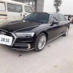 Ở Trung Quốc, lái Audi A8L đích thị là người rất giàu có