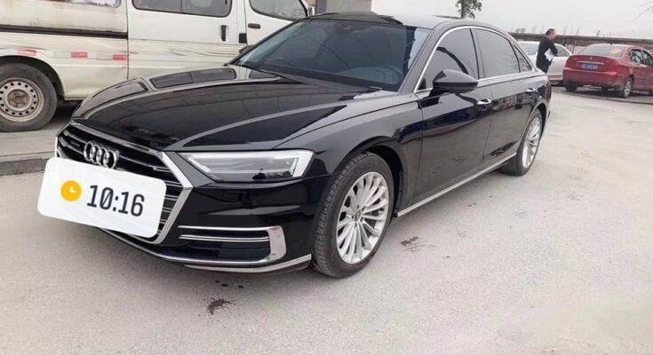 Audi A8L Trung Quốc