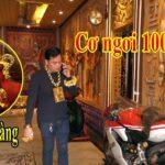 Phúc XO đại gia phô trương tài sản hạng nhất Việt Nam