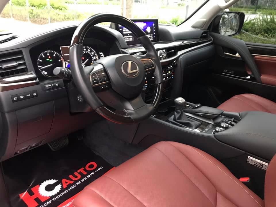 Lexus LX570 xa xỉ đẹp nhất