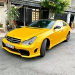 Siêu phẩm độ thể thao Mercedes CLS350 bán giá 450 triệu đồng