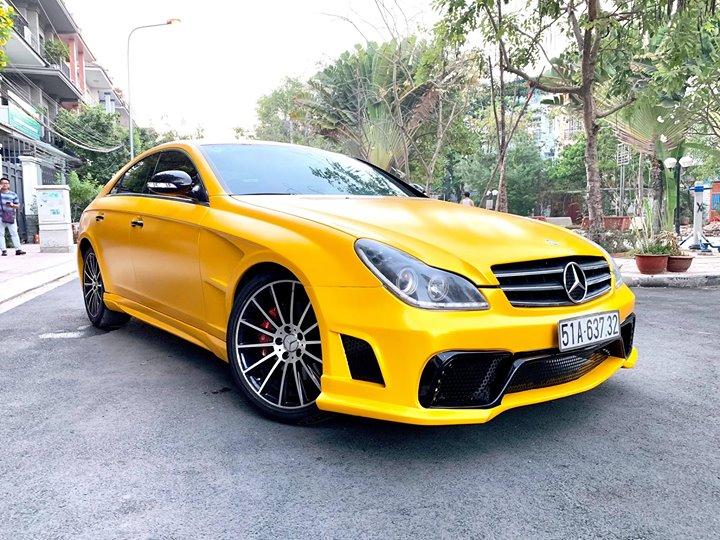 Siêu phẩm độ Mercedes đẳng cấp