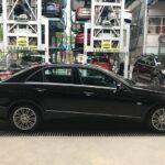 Xe đại gia Mercedes E300 sau 9 năm dùng còn giá 750 triệu đồng