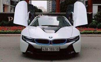 Đại gia Đà Nẵng chơi BMW i8 hàng đỉnh cao
