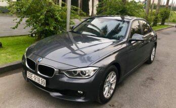 Xe đẹp BMW 320i