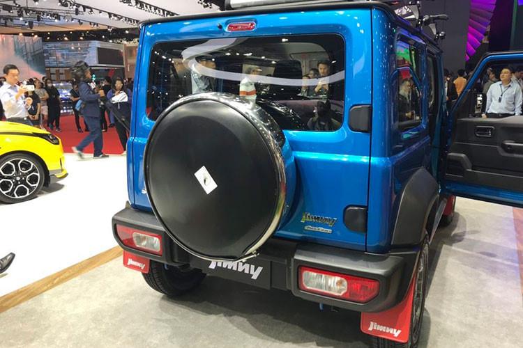 Suzuki Jimny 2019 đại gia Thái Lan đẹp nhất
