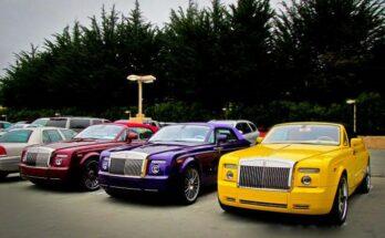 Tỷ phú mua nhiều siêu xe đỉnh cao