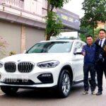 BMW X4 2019 đầu tiên Việt Nam cập bến Phú Thọ